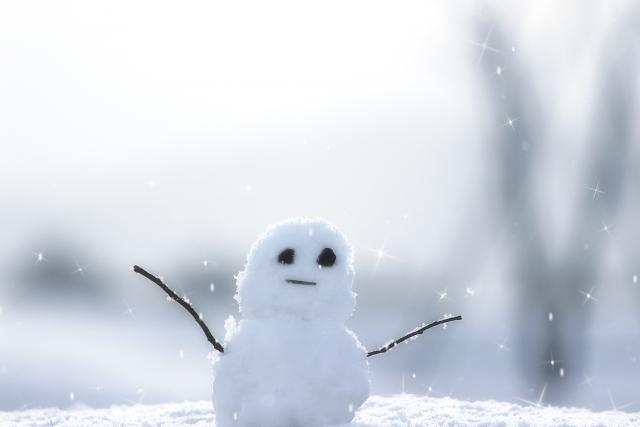 冬の東京デート