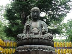 品川寺の地蔵菩薩