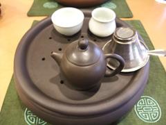 中国茶のカフェ