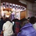 川越八幡宮良縁祈願祭