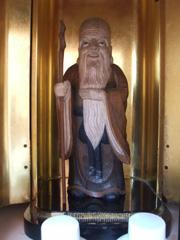 大井蔵王権現神社の福禄寿