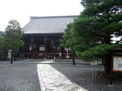 清凉寺本堂