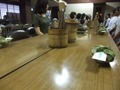 薬石(夕食)