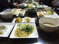 イタリアン精進料理