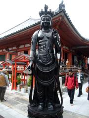 六波羅蜜寺の縁結び十一面観音