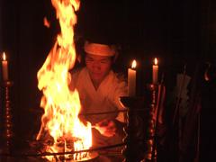 ほーりーの護摩祈祷