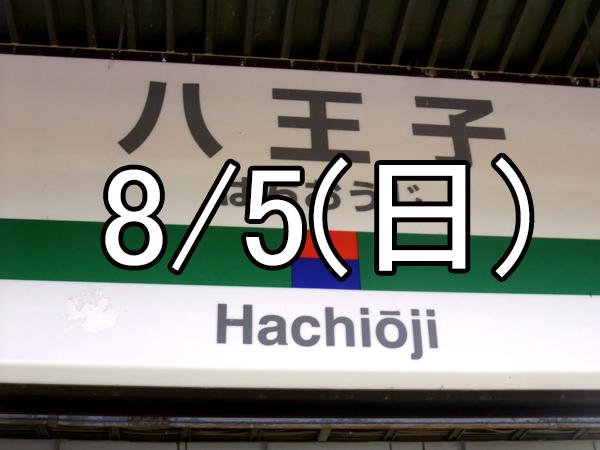 八王子まつりコン(東京)not T