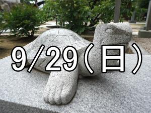 石切劔箭神社宝物館公開コン(大阪)