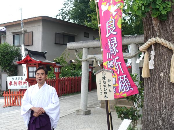 川越八幡宮