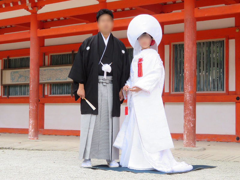 Hさん・Iさんの結婚式
